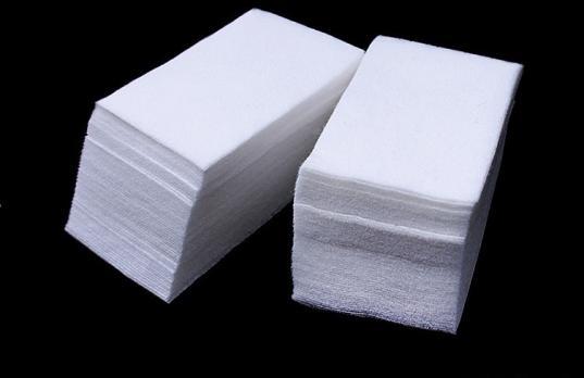 Салфетки мягкие безворсовые, 5.5х4см, 600шт