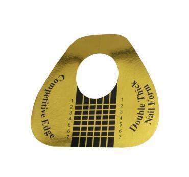 Форма для наращивания ногтей Треугольник, 100 шт