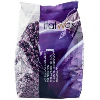 Воск горячий (пленочный) ITALWAX гранулы 0,5 кг