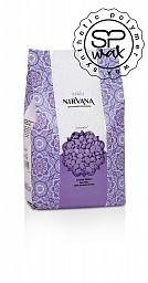 Воск горячий (пленочный) ITALWAX Nirvana гранулы 1 кг, Лаванда