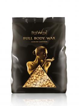 Воск горячий (пленочный) ITALWAX Full Body wax гранулы 1кг