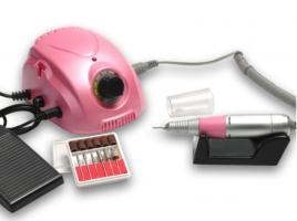 Аппарат для маникюра и педикюра с педалью Nail Polisher DM-212 45W/35000rpm