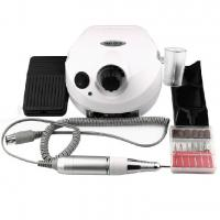 Аппарат для маникюра и педикюра с педалью Nail Polisher DM-202 45W/35000rpm, белый