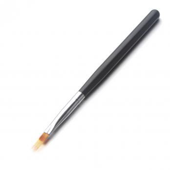 Кисть для дизайна (омбре, градиент) с короткой ручкой