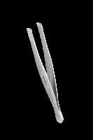 Пинцет для бровей STALEKS CLASSIC 10 TYPE 3 (широкие скошенные кромки)
