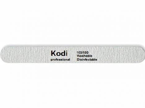 Пилка KODI 100/180 овал, износостойкая