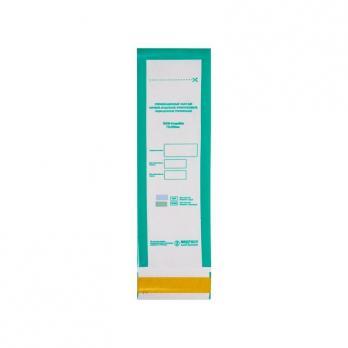 Пакеты комбинированные самокл. 75*200мм, 100шт, СтериМаг