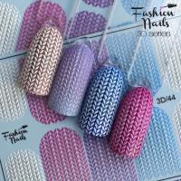 Слайдер Fashion Nails 3D 044