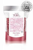 Воск горячий (пленочный) ITALWAX Top Line 750г, Розовый жемчуг