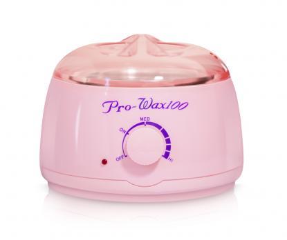 Воскоплав Pro-Wax100 400мл, нежно-розовый