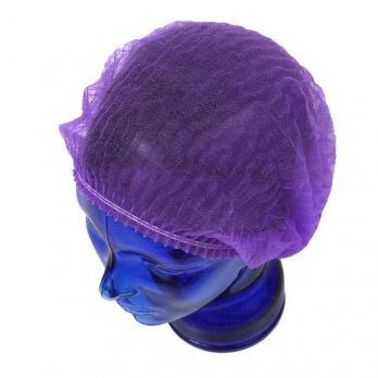 Шапочка Шарлотта, 100шт, фиолетовая