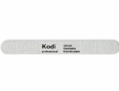 Пилка KODI 180/240 овал, износостойкая