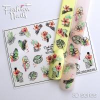 Слайдер Fashion Nails 3D 122