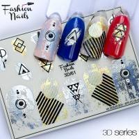 Слайдер Fashion Nails 3D 061