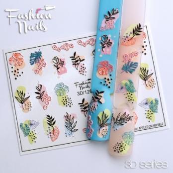 Слайдер Fashion Nails 3D 026