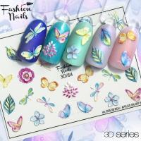 Слайдер Fashion Nails 3D 064