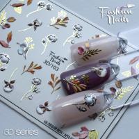 Слайдер Fashion Nails 3D 103