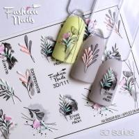 Слайдер Fashion Nails 3D 111