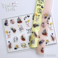 Слайдер Fashion Nails 3D 123
