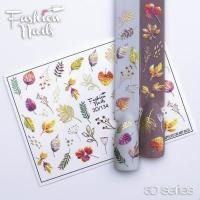 Слайдер Fashion Nails 3D 134
