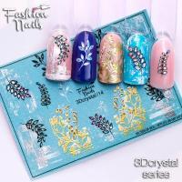 Слайдер Fashion Nails 3D Crystal 14