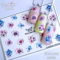 Слайдер Fashion Nails 3D Crystal 25