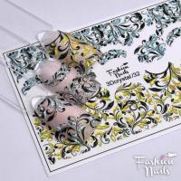 Слайдер Fashion Nails 3D Crystal 32
