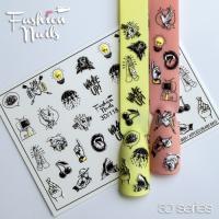 Слайдер Fashion Nails 3D Crystal 118