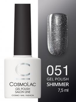 Гель-лак COSMOLAC 7,5мл, №051, След кометы