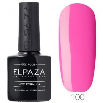 Гель-лак ELPAZA 10мл, №100, Розовый фламинго