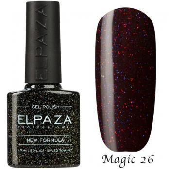 Гель-лак ELPAZA 10мл, №26 Magic, Ядро кометы