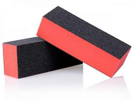 Шлифовальный блок-баф для искусственных ногтей 100/180